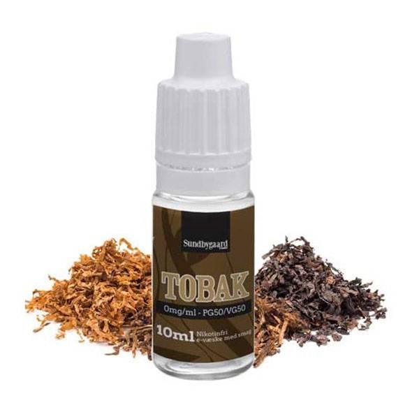 Tobakk - Sundbygaard E-juice 10 ml
